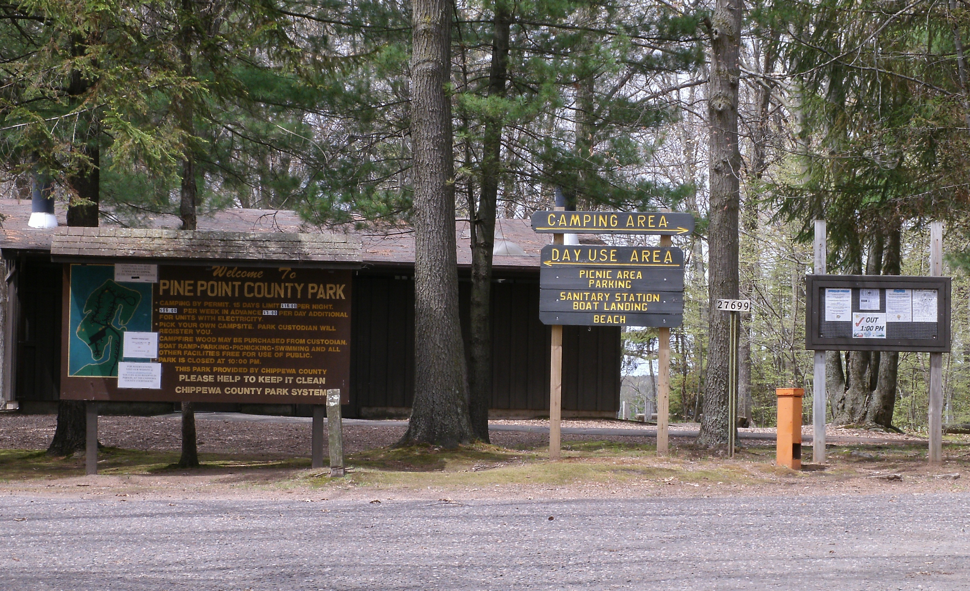 Chippewa County Parks Reservations 187 Camping 187 Pine Point